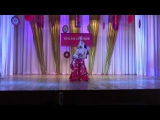 Ksenia Kostyuchenko Pop Arabic Song