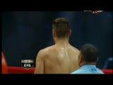 2014-09-27 Денис Лебедев - Павел Колодзей НОКАУТ!