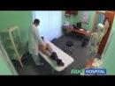 Доктор на кушетке хорошо трахнул молоденькую пациентку.#секс#доктор#ставимлайки