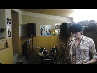 Shoot To Thrill    AC-DC cover