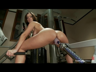 GIRL HARD FUCKING MACHINES KINK.COM PUBLICAGENT CZECH ��������� BRAZZERS KINK BA...