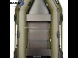 3D обзор надувной гребной лодки BARK B-260P