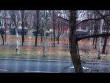 Как россия перебрасывает колонны военной техники в Украину. Донецк. Колонна  более 5 км. 01.11.2014